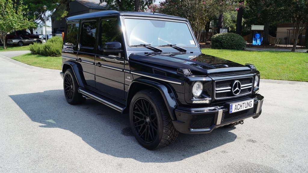 Pre-Owned 2009 Mercedes-Benz G-Class Base