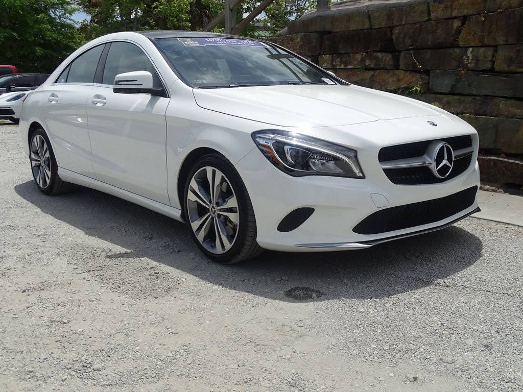 Pre-Owned 2019 Mercedes-Benz CLA250