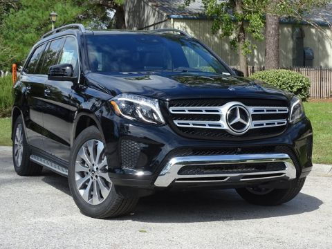 Pre-Owned 2019 Mercedes-Benz GLS450