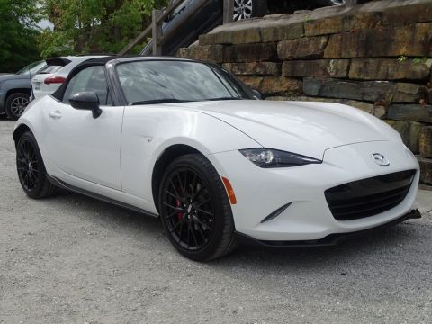 Pre-Owned 2016 Mazda Miata Club