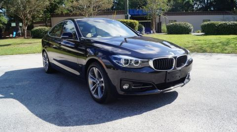 Pre-Owned 2018 BMW 3 Series 330 Gran Turismo i xDrive