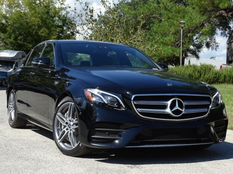 Pre-Owned 2019 Mercedes-Benz E300